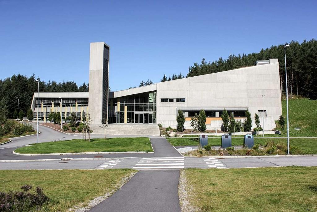 Bilde: Bogafjell kirke