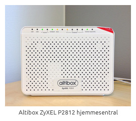 IPv6 - www altibox no