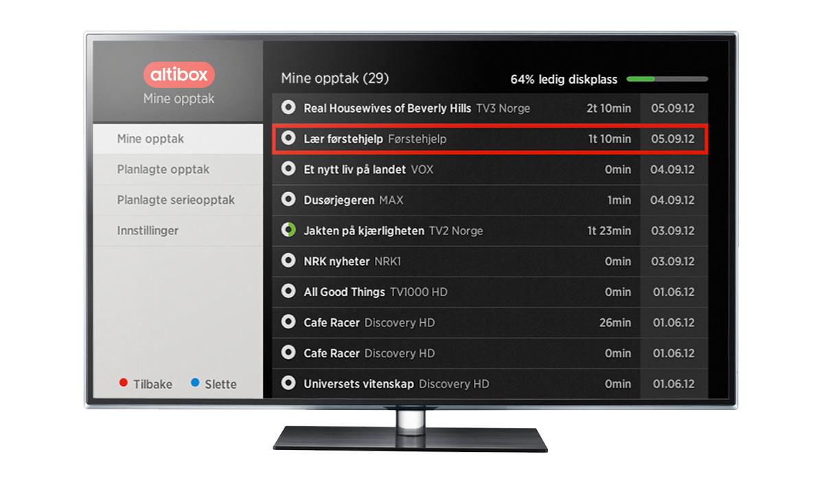 Produkt_Tv_TVPortal_MineOpptak