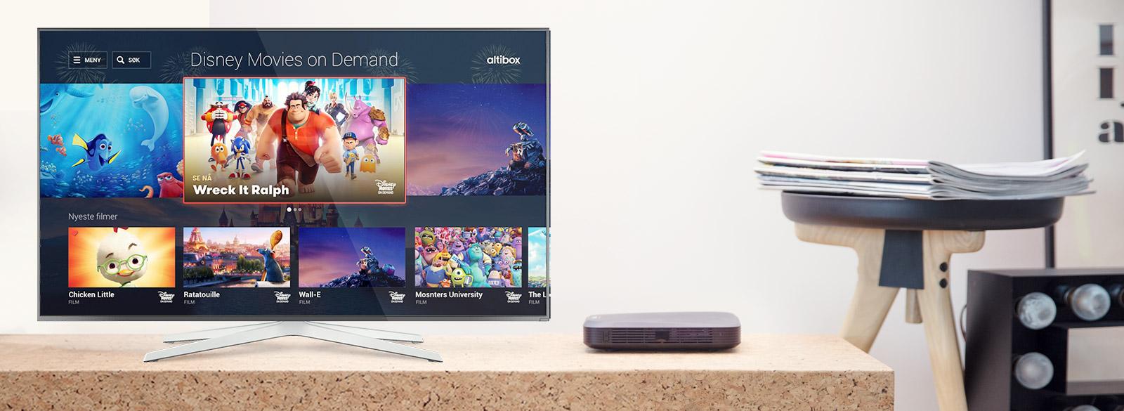 Altibox apple tv
