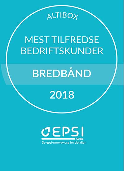 Altibox EPSI 2018
