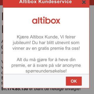Dette er eksempel på phishing.