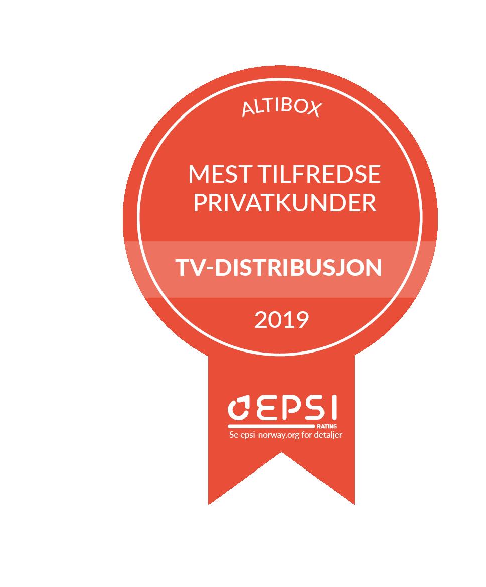 Medaljer_EPSI Norge tv 2019