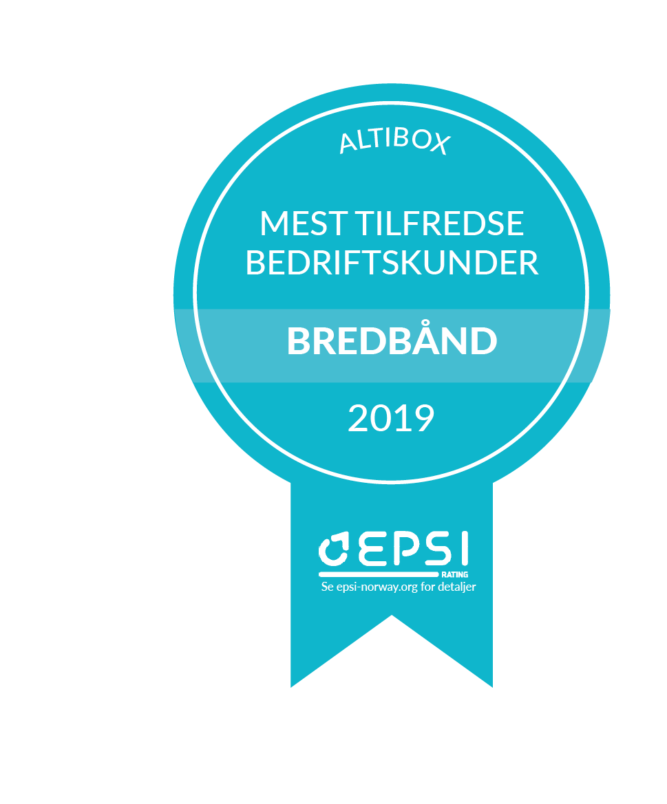 Medaljer_EPSI Norge_bredband B2B 2019