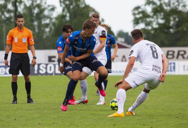 Eliteserien 2020. Foto Ingerid Medhus